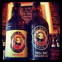Enjoy a handcrafted premium Hell Bay beer! We offer their English Ale as well as a Seasonal.